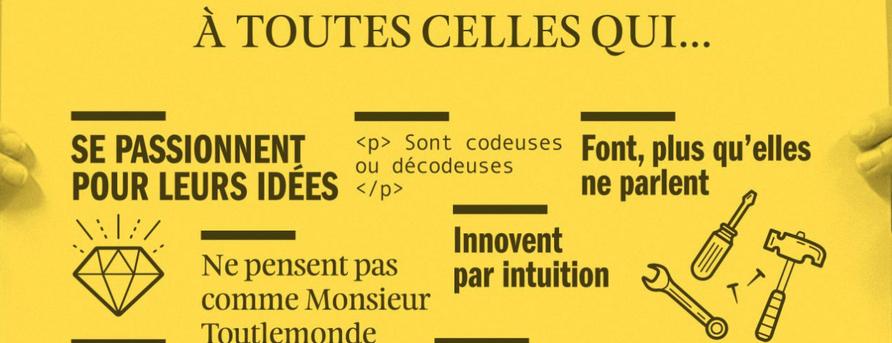 Paris Pionnières : l'incubateur à nos côtés