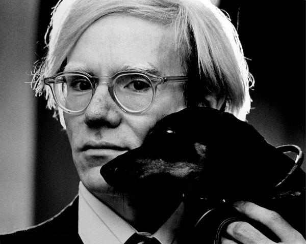 Andy Warhol © Jack Mitchell