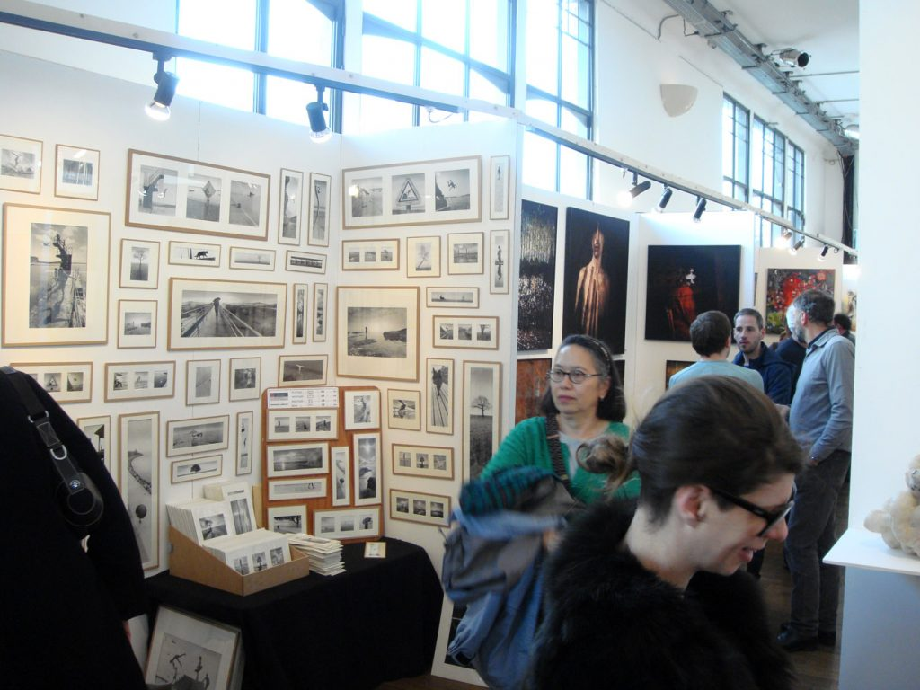 Grand Salon d'Art Abordable La Bellevilloise