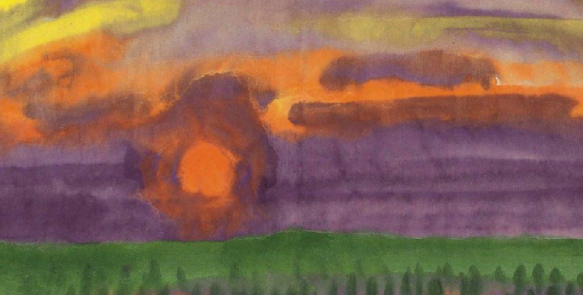 Emil Nolde, un «dégénéré» interdit de peindre