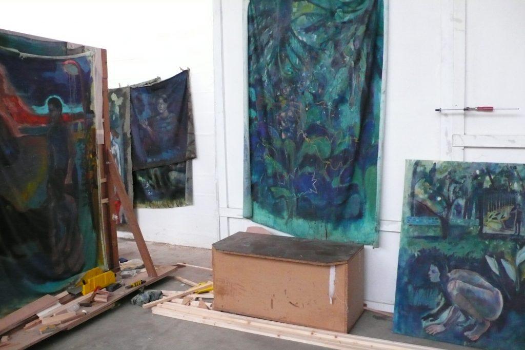 Atelier d'Emilie Lagarde I