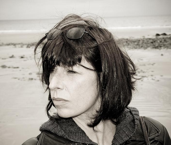 l'artiste Françoise Peslherbe