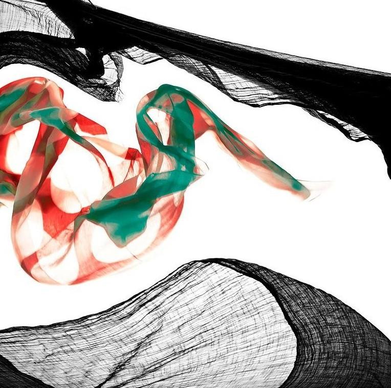 Onur Deda, Maternal Shapes III, photographie numérique sur papier Fine Art, 30 x 30, tirage limité (20 ex.)
