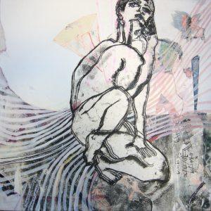 Olivia Maurey-Barisson, Série Brésil 3 - collectionneur d'art