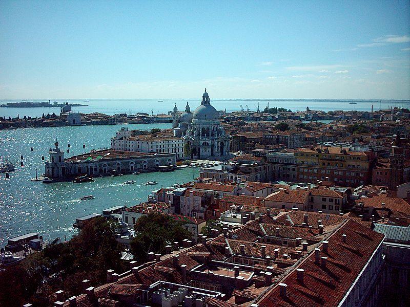 Vue de Venise, photographie de Radomil, CC BY-SA 3.0 - Biennale de Venise