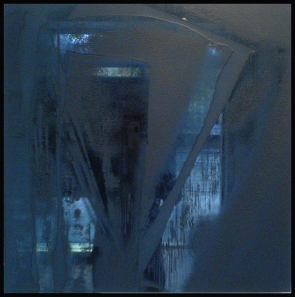 Altone Mishino, Berlin- Alias de Verre, gravure, 50x50