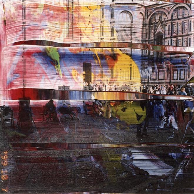 Gerhard Richter, Firenze 2, 2000