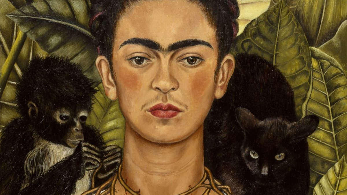 Frida Kahlo ou l'art de vaincre