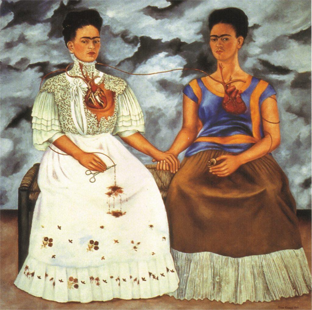 Frida Kahlo, Les deux Frida, 1939