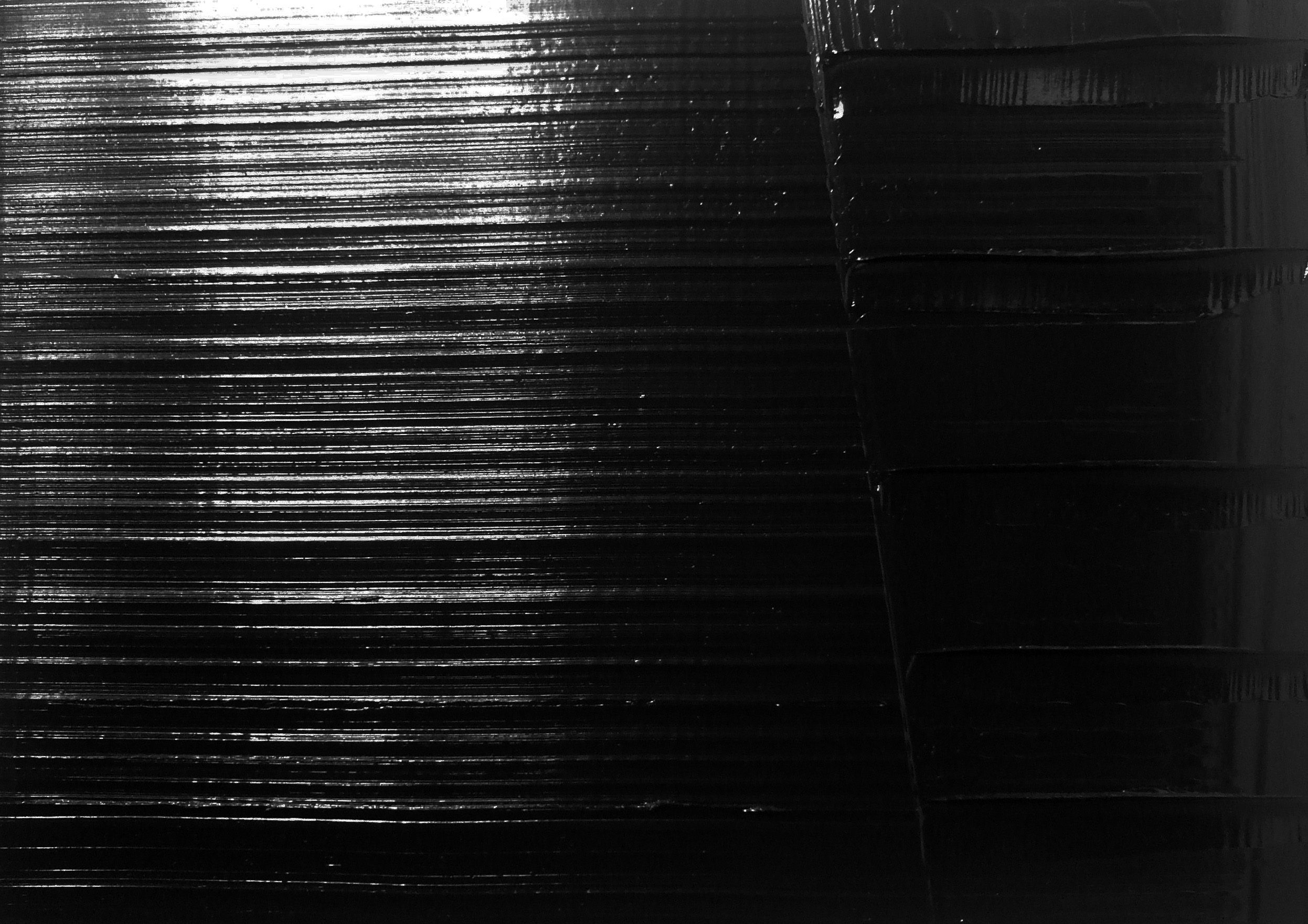 pierre soulages l 39 oeuvre au noir le blog d art contemporain de kazoart. Black Bedroom Furniture Sets. Home Design Ideas