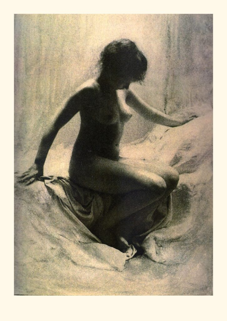 Robert Demachy, photographie, 1905