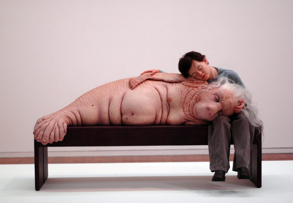 Patricia Piccinini, The long awaited, 2008, 10 oeuvres d'art qui ont choqué