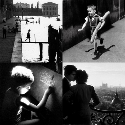 Willy Ronis, photographies