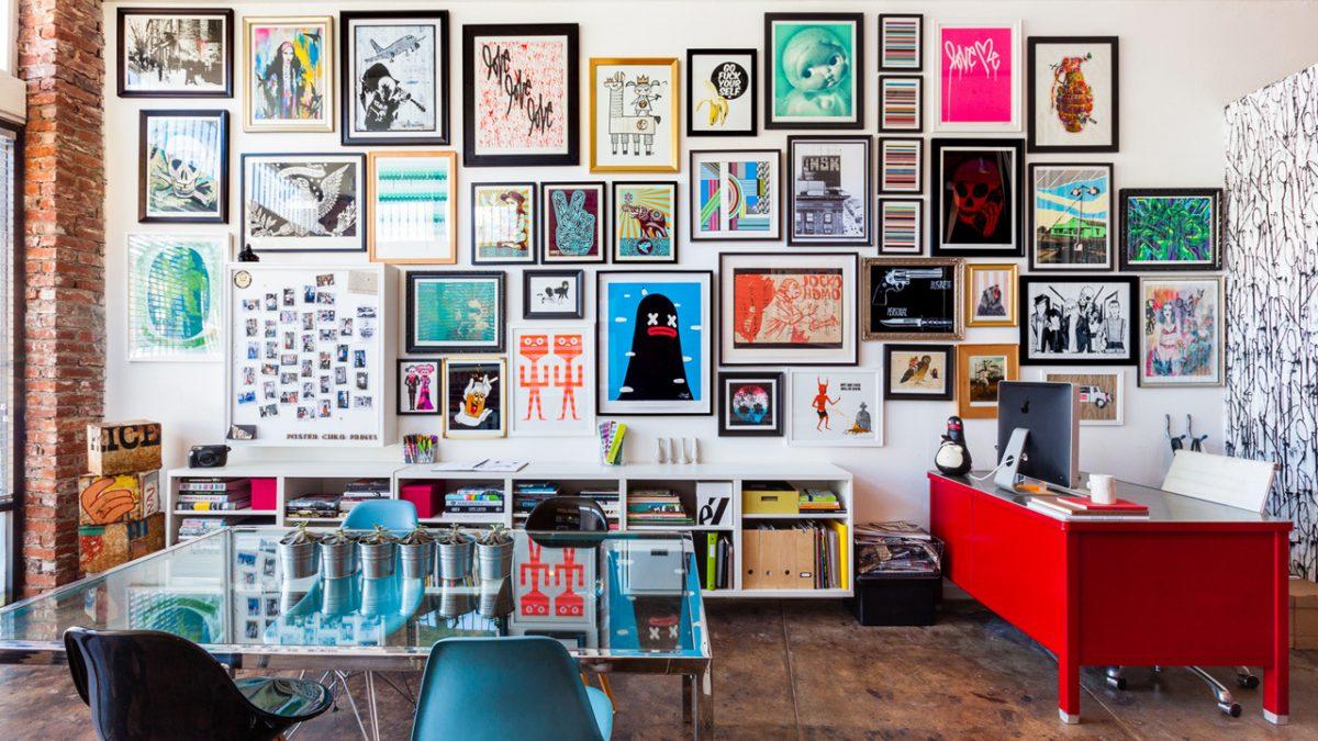 Décorer Son Mur Avec Des Photos le mur de cadres : 6 bonnes raisons de l'essayer ! - blog