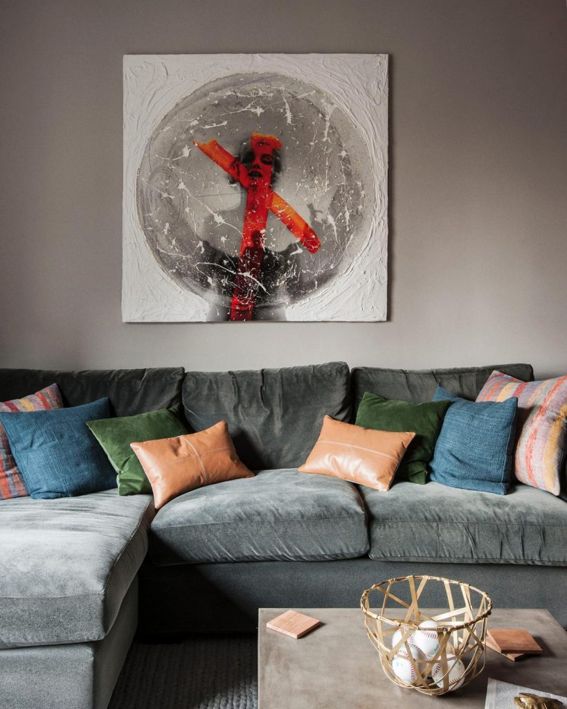 sofa and bold artwork 5jpg