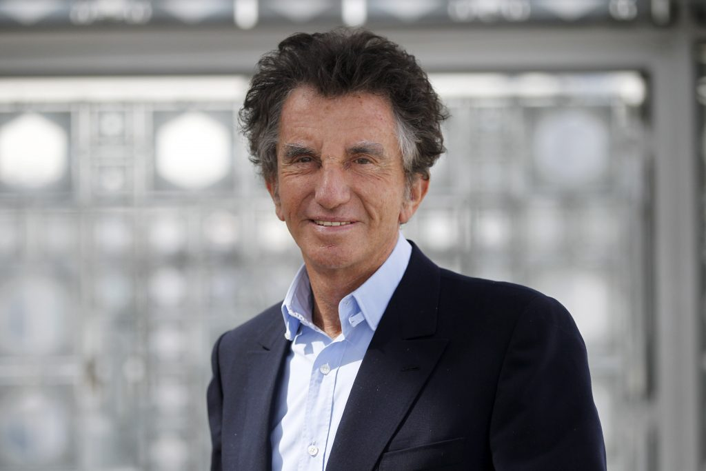 Jack Lang (c) Christophe Marmara/figaro photo