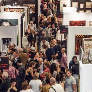 La 18e édition du Salon Art Shopping, c'est ce week-end !
