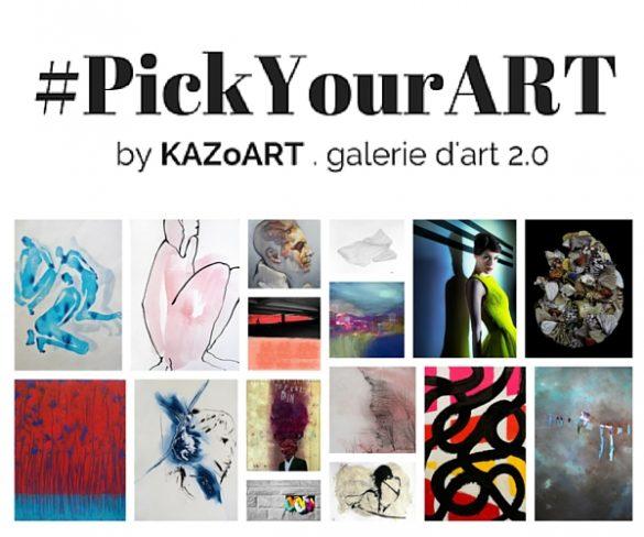 #PickyourART by KAZoART