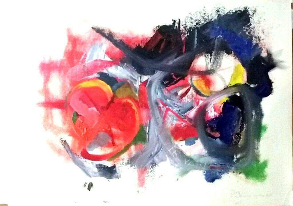 La vie vaincra - Pauline Douady - Hors catalogue - Artistes KAZoART