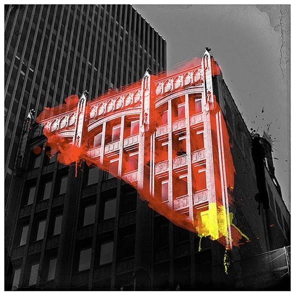 New York 4 - Laurent Allory sur Kazoart