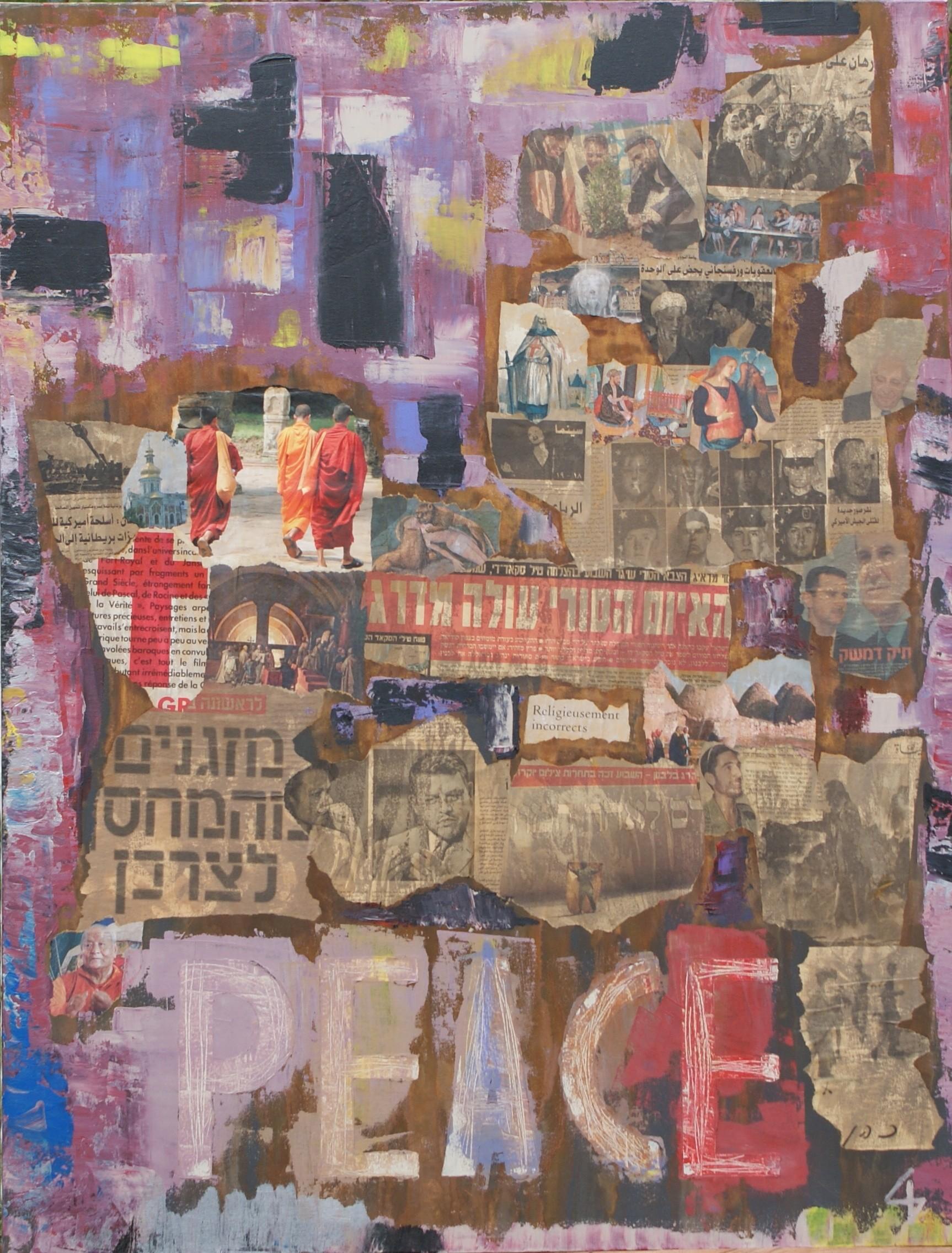 Peace - Antony Pulli