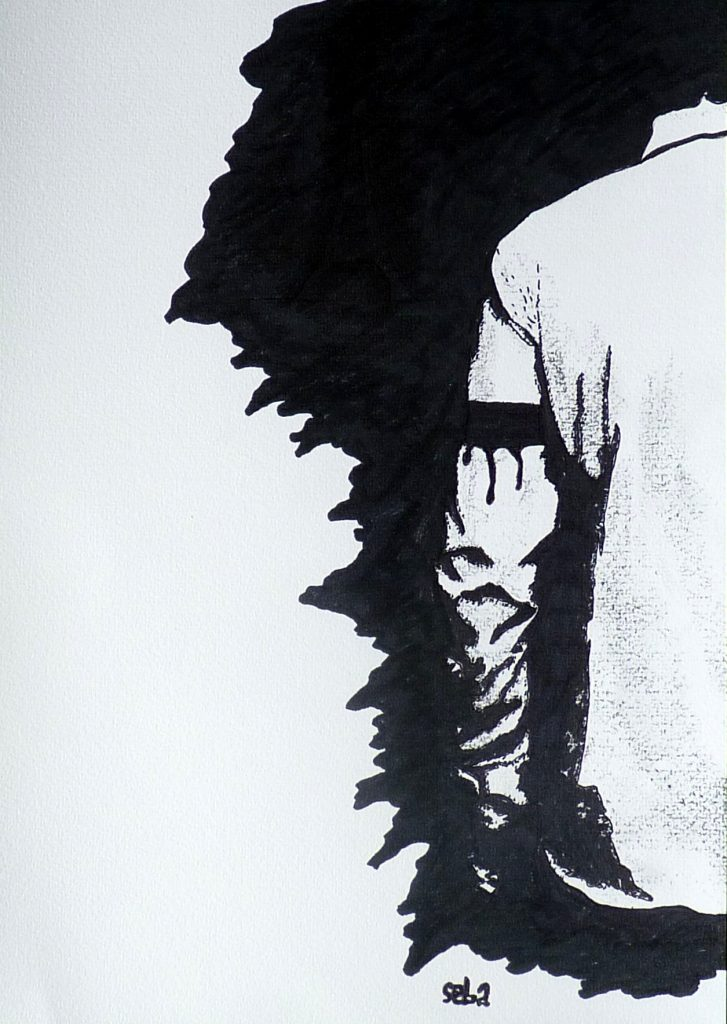 Sans titre - Seba - Artistes de KAZoART