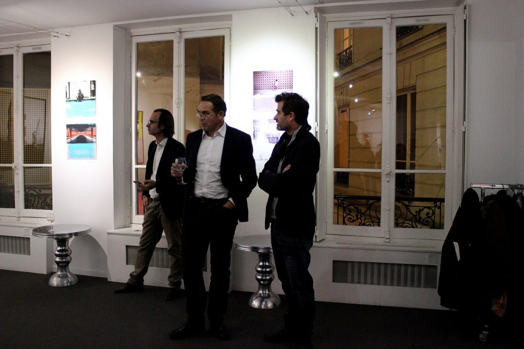 Laurent Allory - Vernissage exposition #PickYourART