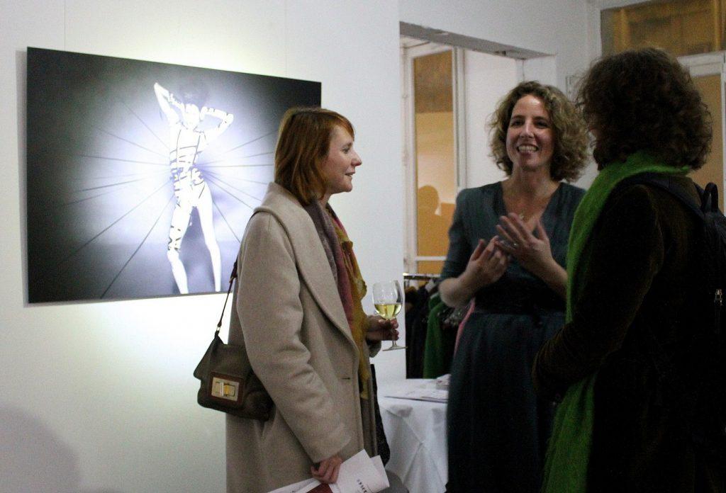 Mathilde Le Roy - Vernissage exposition #PickYourART
