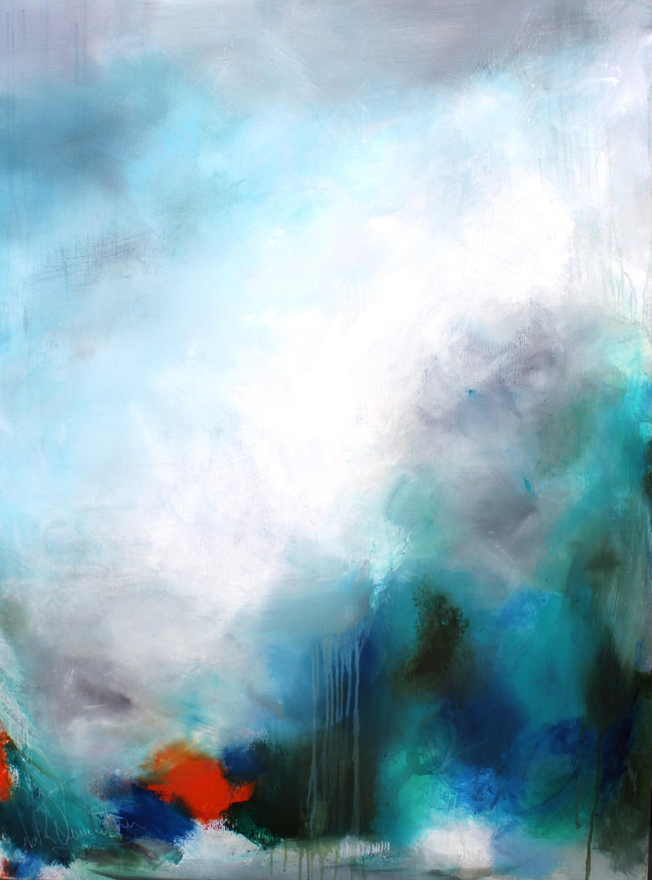Un moment de plénitude - Nathalie Dumontier - KAZoART