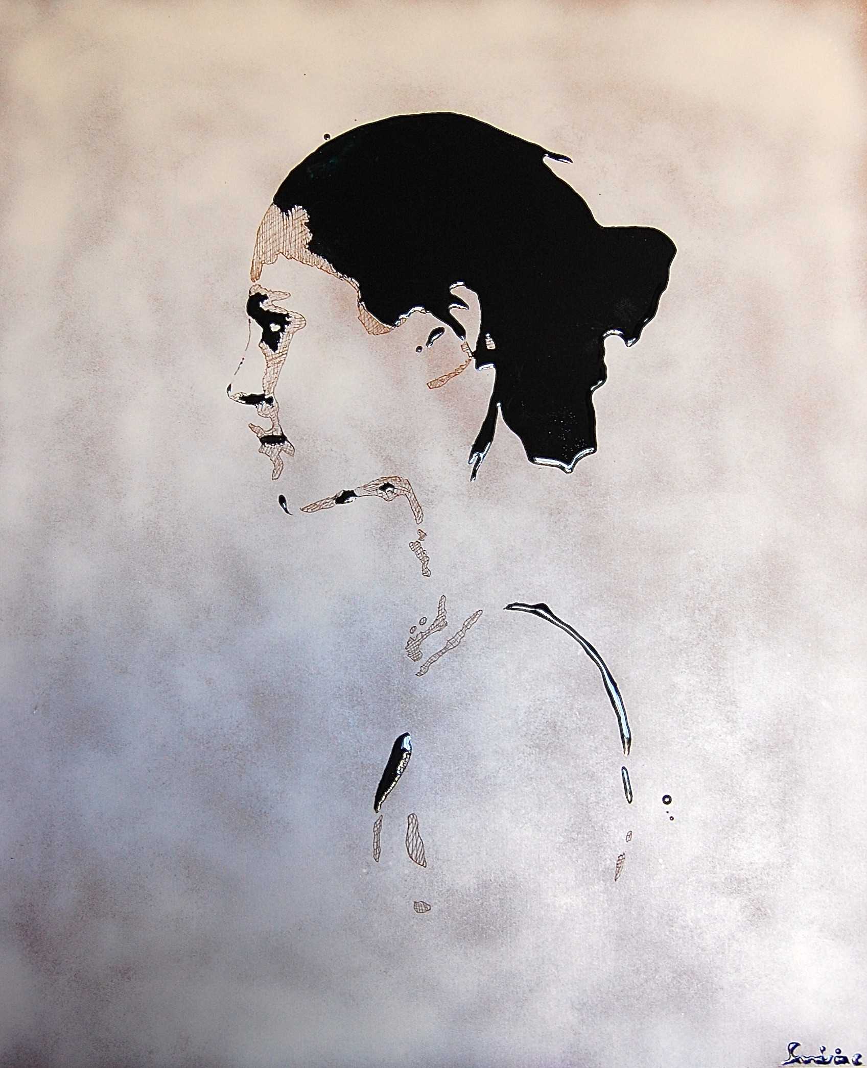 Attitude 4 - Sandrine M - KAZoART