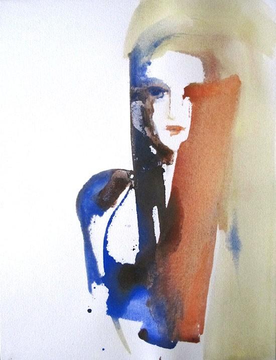 Cachée - Sylvia Baldeva - KAZoART