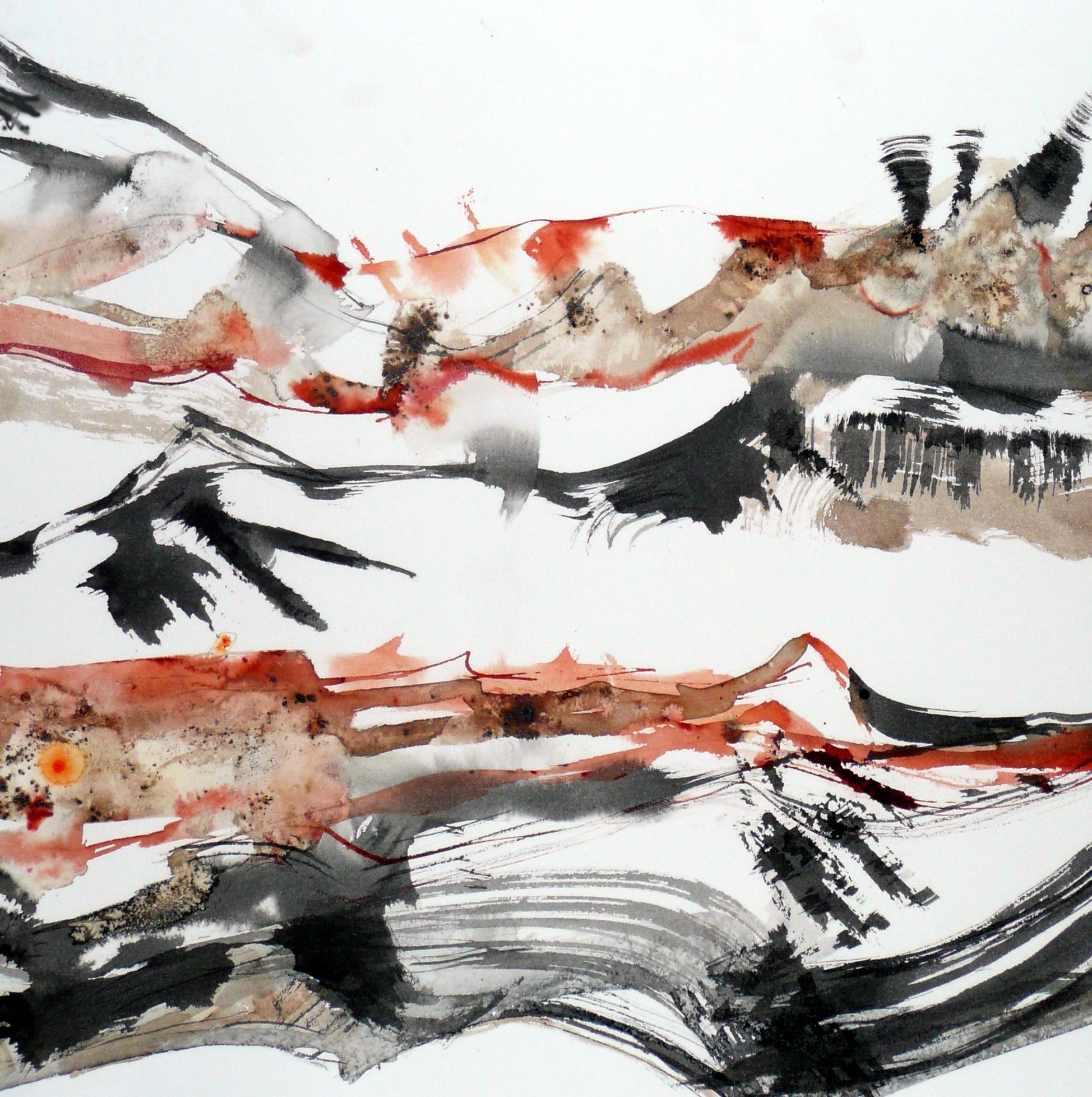 Cimes célestes - Anne Marrec - KAZoART