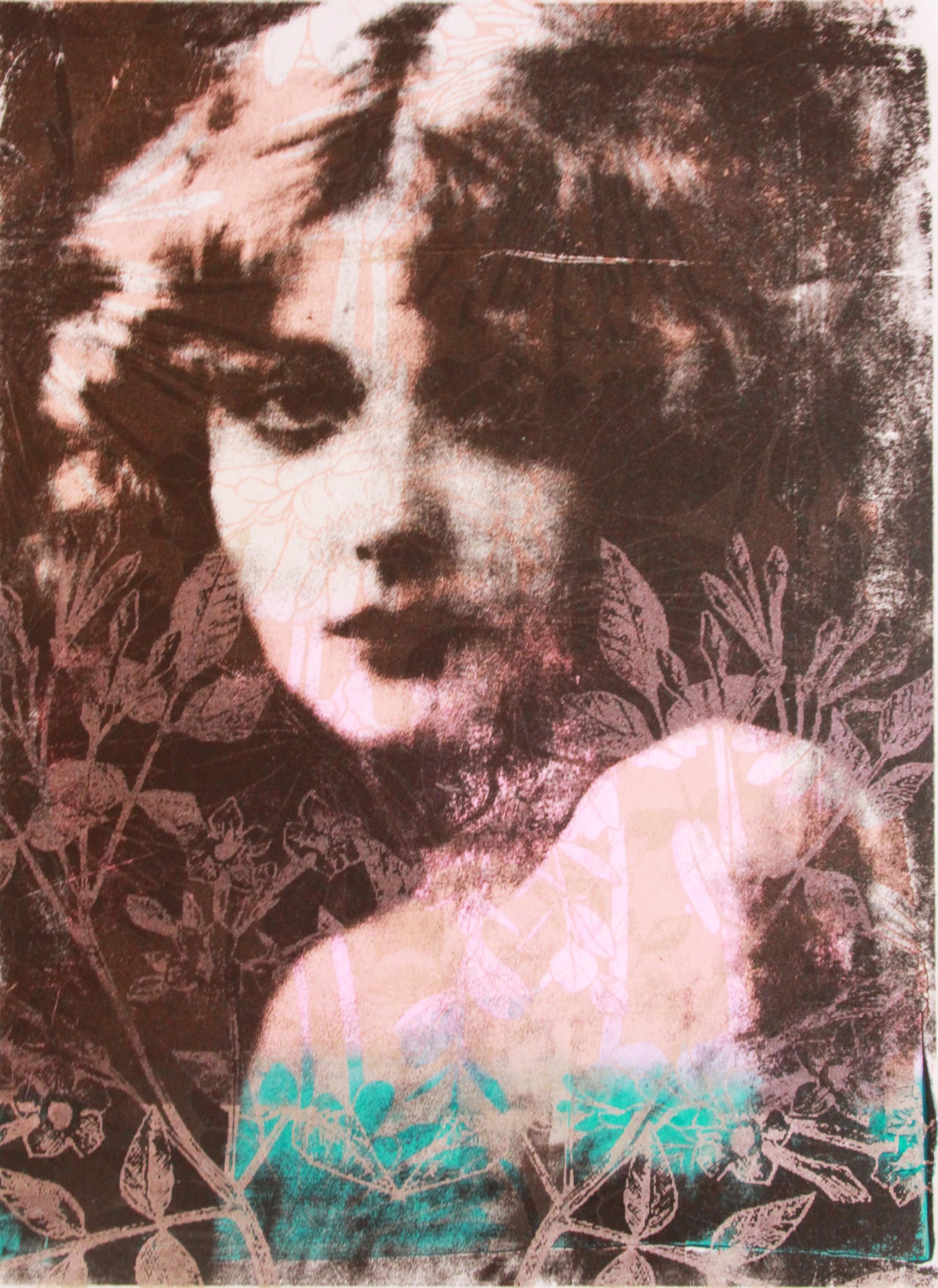 Iris - Adeline Meilliez - KAZoART
