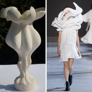 Vase d'Annick Bailly chez KAZoART vs collection Victor & Rolf 2016