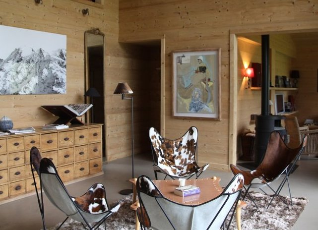 ambiancearty vie de chalet le blog d art contemporain de kazoart. Black Bedroom Furniture Sets. Home Design Ideas