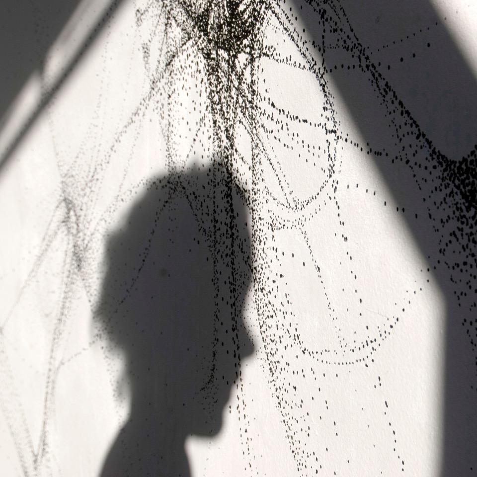 Iris Gallarotti - Dessin en points - KAZoART