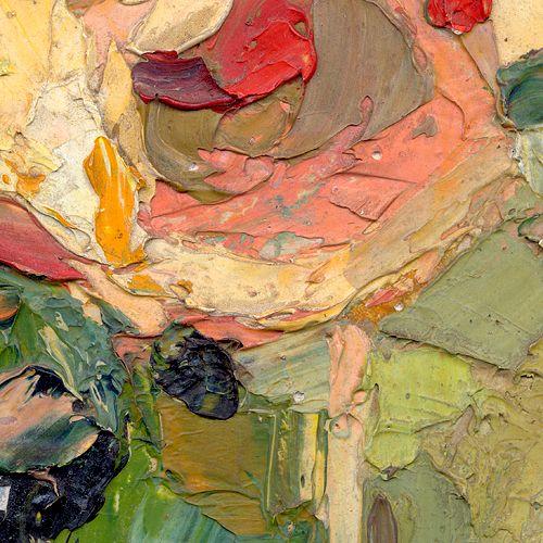 Palette de peinture - Millydear.tumblr - KAZoART - Conseils pour prendre soin d'une oeuvre d'art