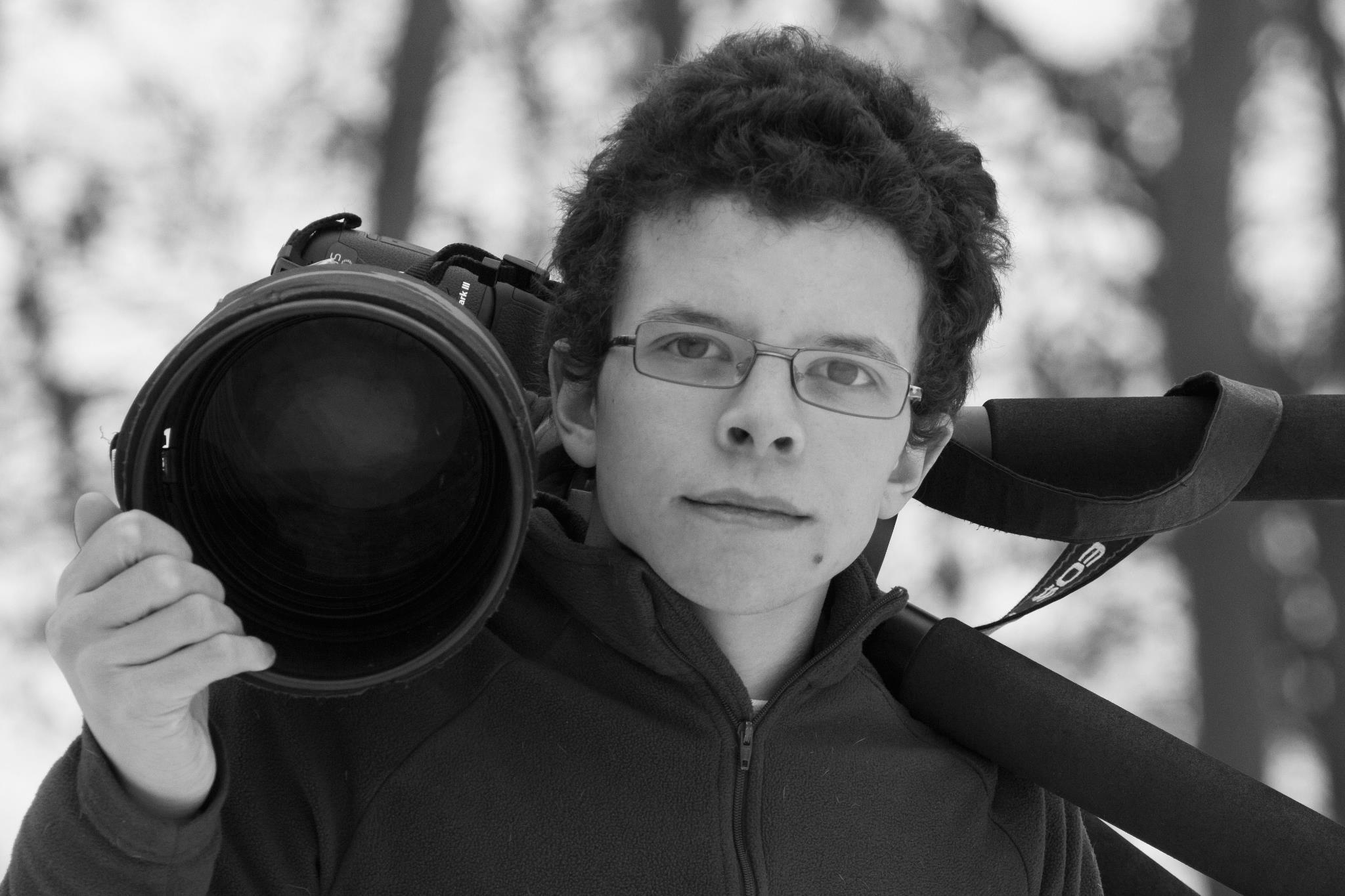 Michel d'Oultremont - Photographe naturaliste - KAZoART