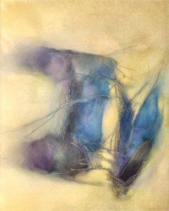Huile sur toile 22 - Frédéric Belaubre - KAZoART