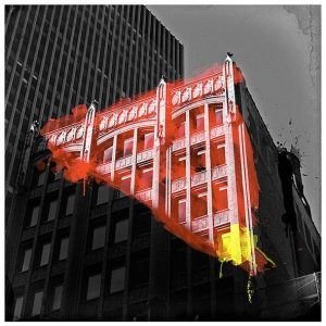 New York 4 - Laurent Allory - KAZoART