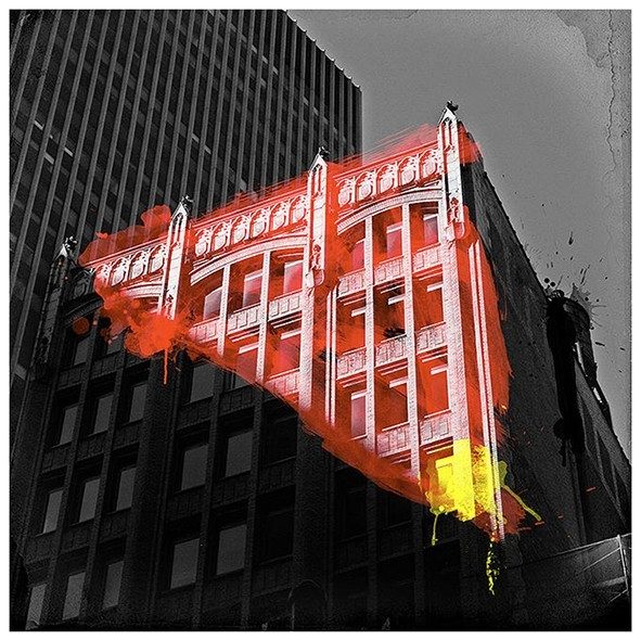 New York 4 - Laurent Allory - KAZoART