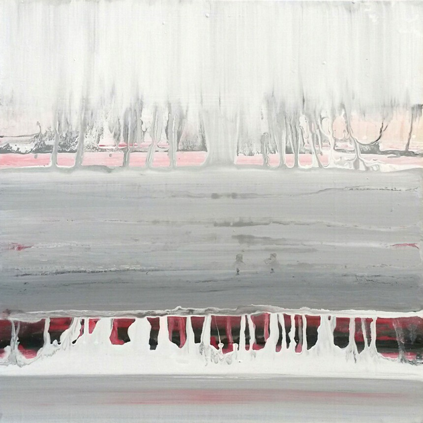 Ochrome gris - Nathalie Héricourt - KAZoART