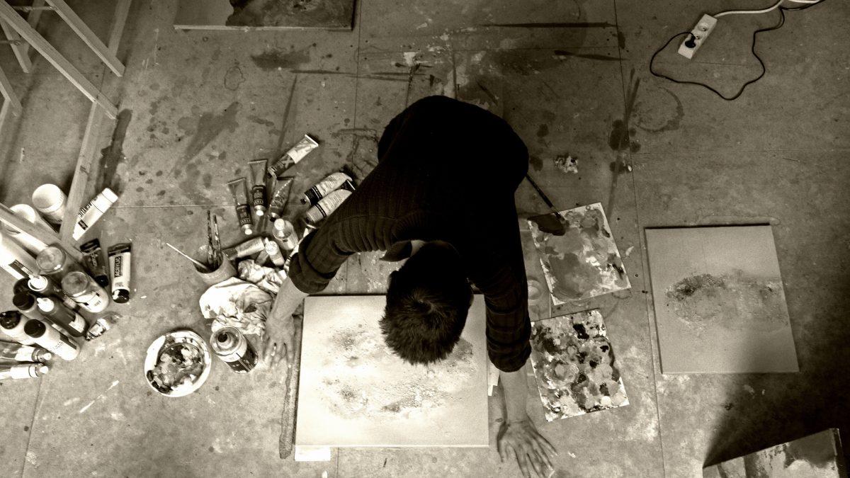 Focus sur l'artiste Sébastien Grenier
