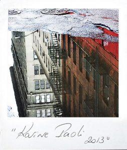 My New-York – Reflexion of life - Karine Paoli - KAZoART