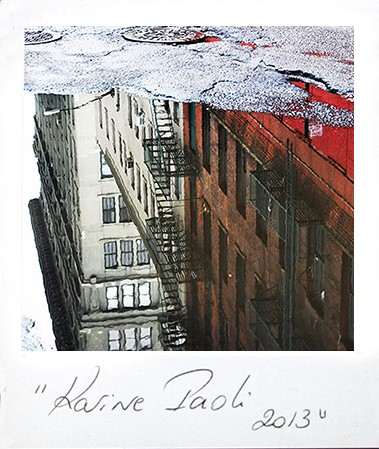 My New-York – Reflexion of life - Karine Paoli - KAZoART