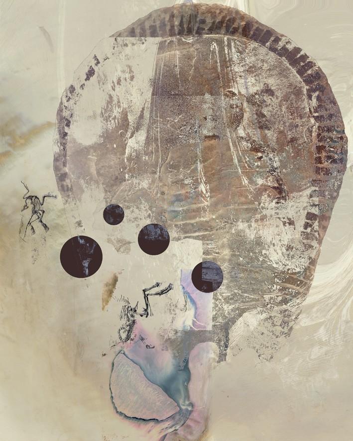 Trilobite I (série Mésozoïque) - Sébastien Grenier - KAZoART