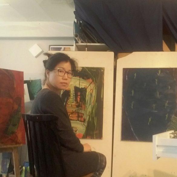 Sun-Hee Lee Artiste KAZoART