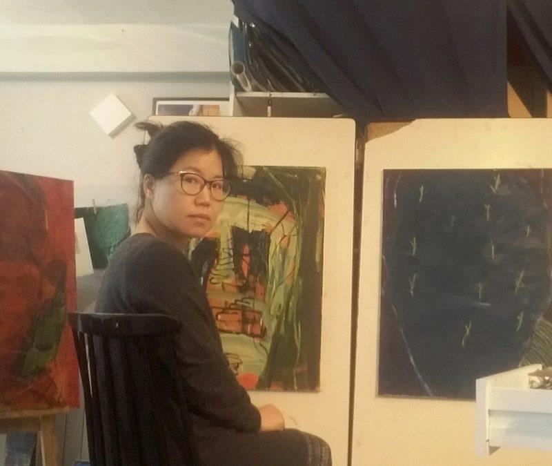 Focus sur l'artiste Sun-Hee Lee