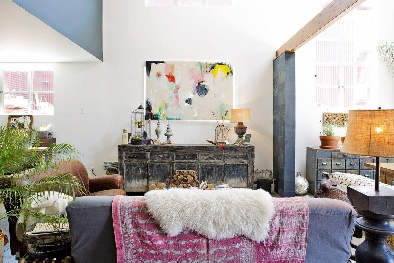 Ambiance bohème chic- Apartment Therapy© - KAZoART