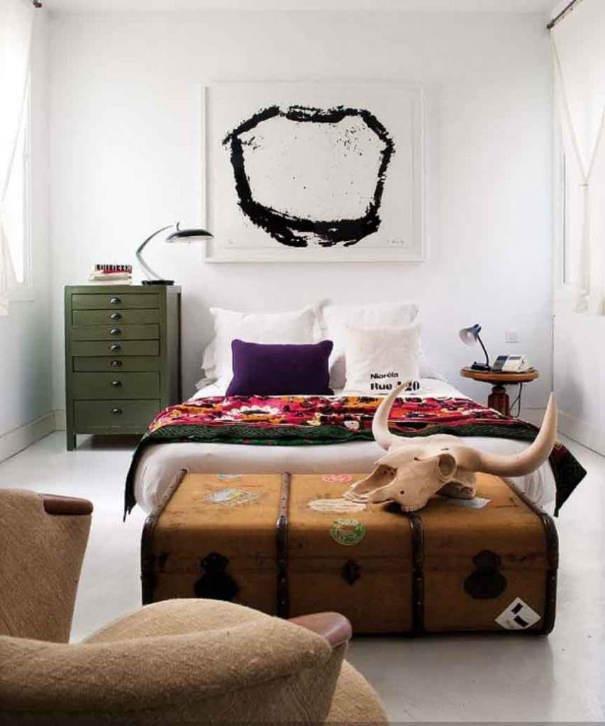 ambiancearty l 39 art en chambre le blog d art contemporain de kazoart. Black Bedroom Furniture Sets. Home Design Ideas